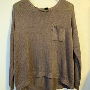 Baggy H&M sweater